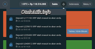 payment proof ripple xrp gratis dari earnyoucrypto