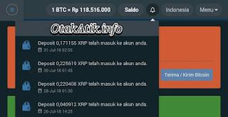 payment proof ripple xrp gratis dari earnyoucrypto