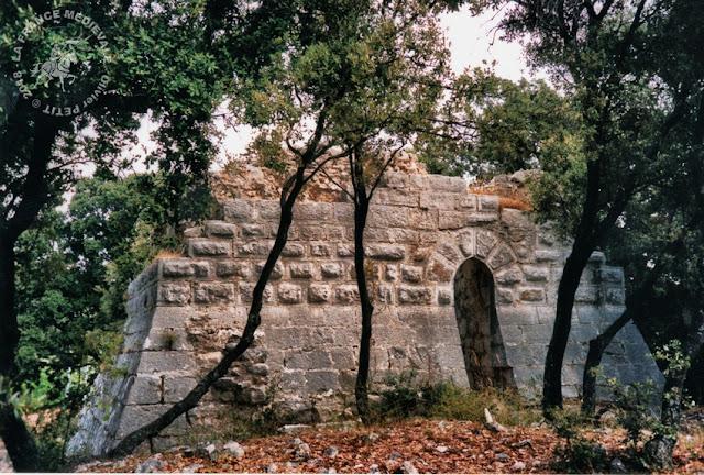 BAUDINARD-SUR-VERDON (83) - Donjon de Sabran