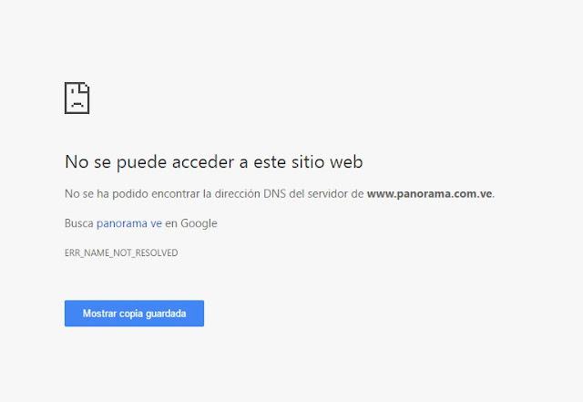 Denuncian censura tecnológica en Venezuela (VIDEO)