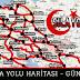 İzin ve Sıla Yolu Haritası - 2019