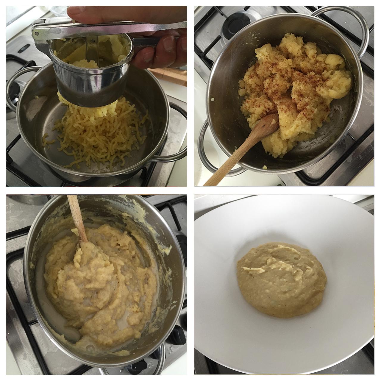Il pasto in cucina carr d 39 agnello alla birra su pur di patate cipolline caramellate e castagne - Tutto cucine carre ...