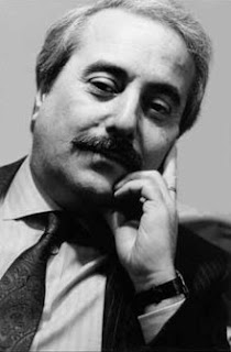 The judge Giovanni Falcone, to whom Buscetta disclosed his secrets