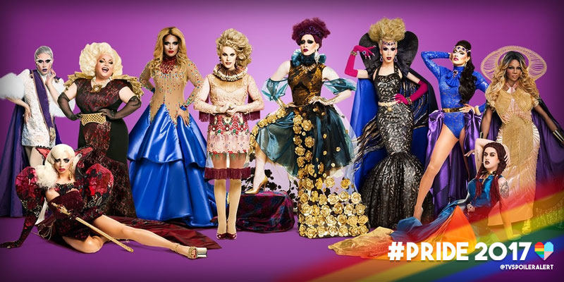 Póster de RuPaul's Drag Race All Stars 2