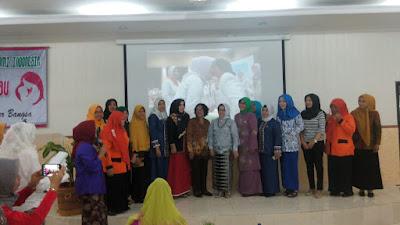 BKKBN Harap PI ISEI Lampung Dapat Mewarnai dan Beri Kontribusi Pembangunan di Bumi Ruwa Jurai