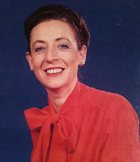 Fanny Cradock Jenny Webb