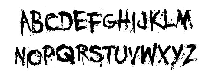 You Murderer Font