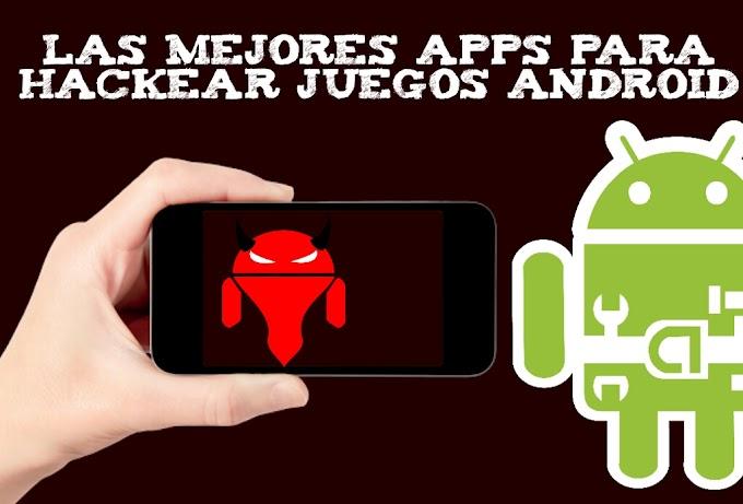 Las mejores apps para hackear juegos en android 2019