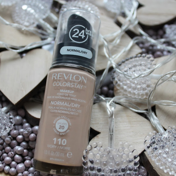 [Review] Revlon - Colorstay Foundation