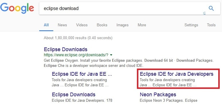 Eclipse Installation Steps with Java Integration | QEdge Technologies