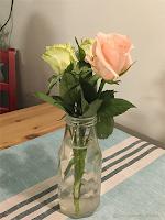 Blomsterpynt på En Elladi