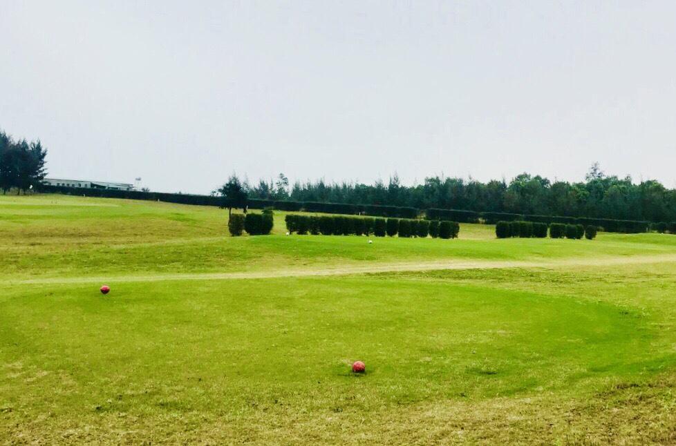 Sân Golf tại Hoa Tiên Paradise