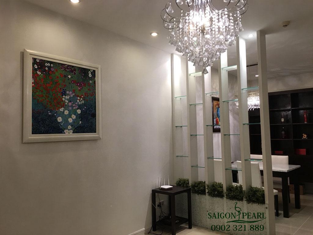 Saigon Pearl Topaz 1 cần cho thuê căn hộ 86m2 tầng cao giá tốt - hinh 6