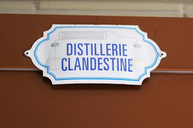 Distillerie Clandestine, La Vraie