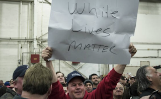 White Lives Matter labeled A Hate Group