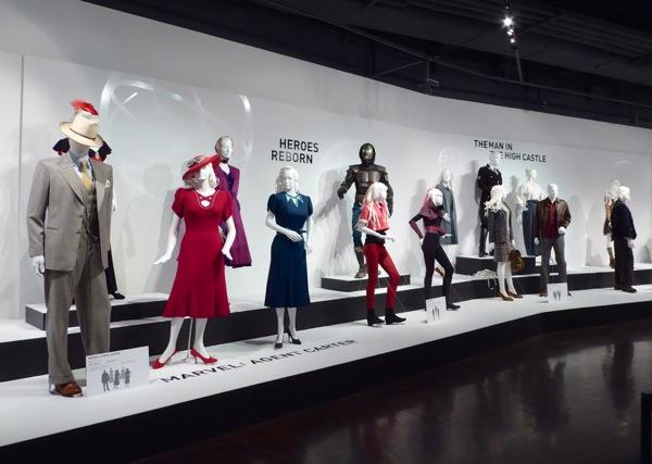 TV Costumes FIDM Museum