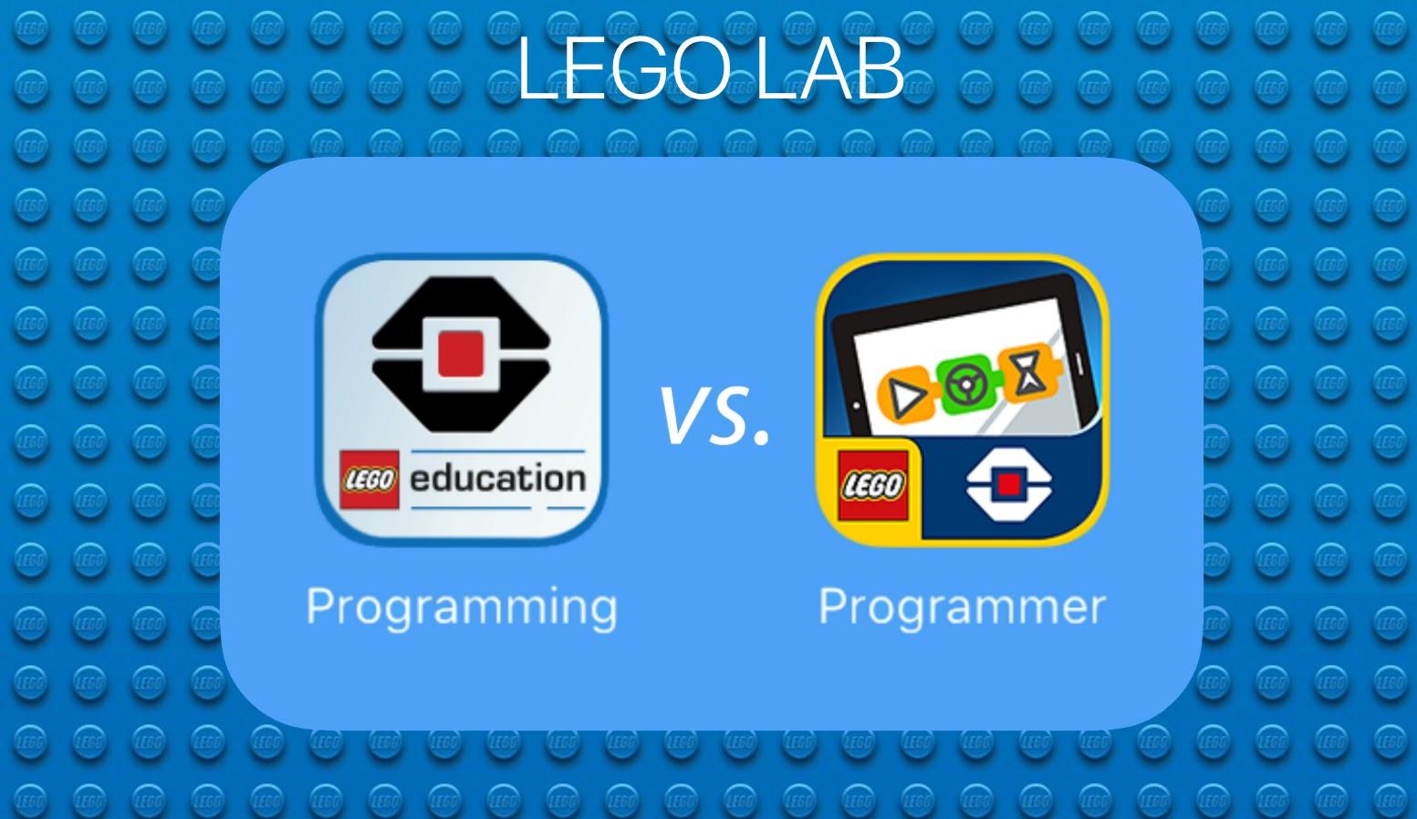 Eldorado Bricks @MisterJsWorld: EV3 Programming App vs