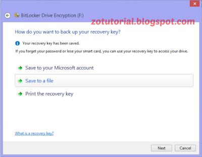 Cara Paling Aman Mengunci Data Flashdisk (Lock FD)