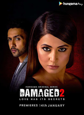 Damaged S02 Hindi Complete WEB Series 720p HEVC