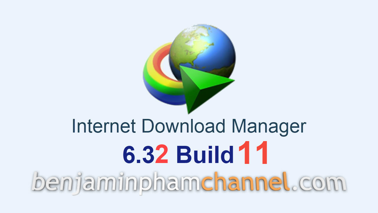Internet Download Manager 6.32 Build 11