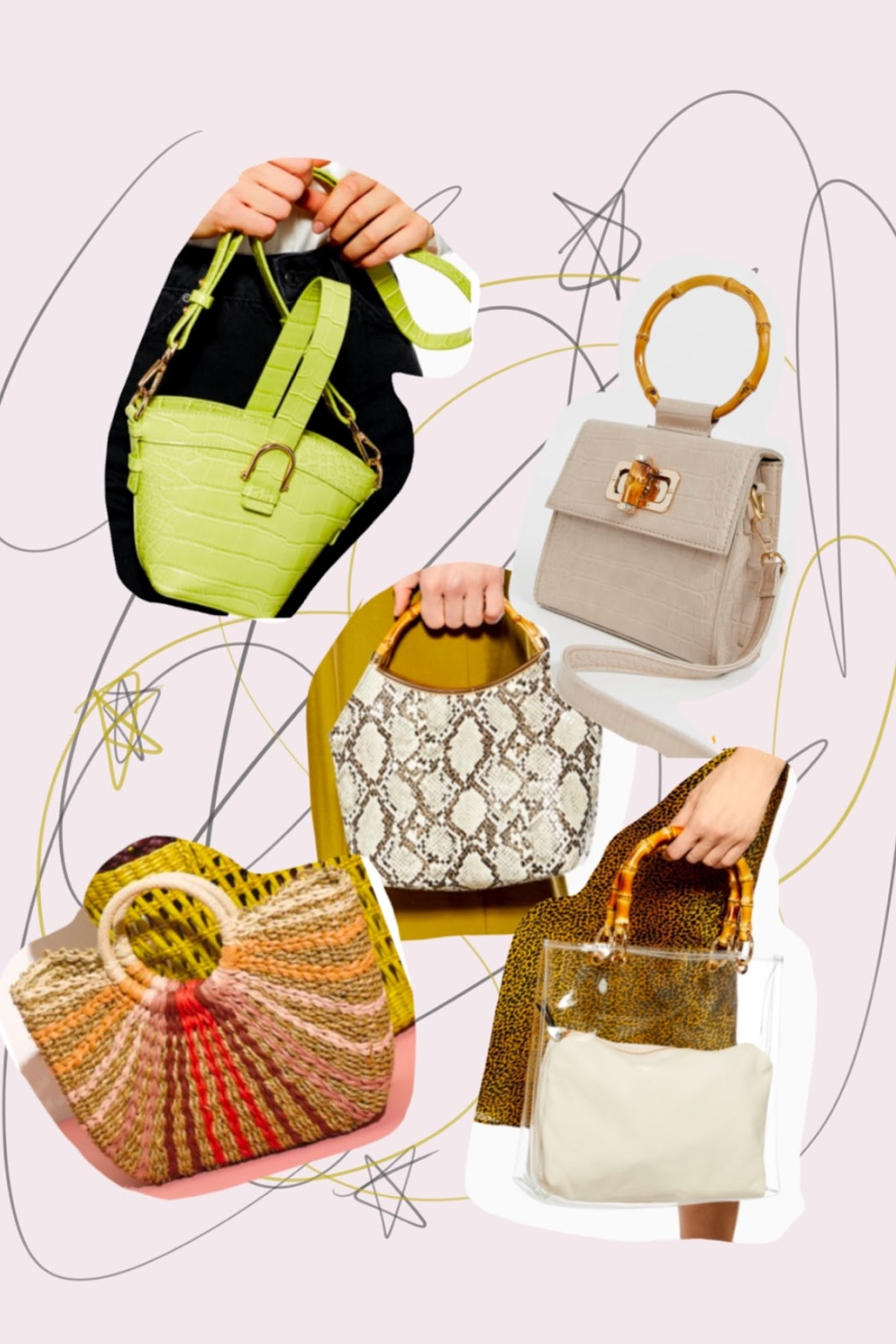 The High Street Guides: SUMMER BAGS