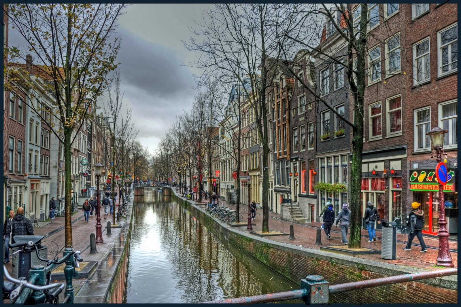 Amsterdam Beautiful City Of Europe | World For Travel
