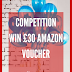 COMPETITION: Win £30 Amazon Voucher