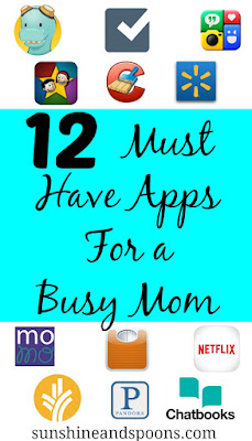 12 Must Have Apps for a Busy Mom