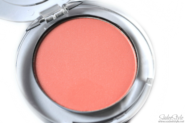 Cuty peach blush by starlook