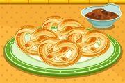 لعبة طبخ pretzels الرائعة