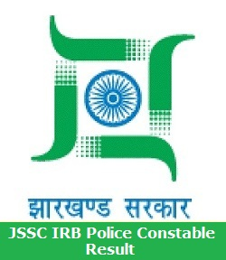 JSSC IRB Police Constable Result 2017 | Check India Reserve
