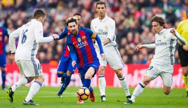 Real Madrid vs Barcelona en vivo Supercopa España