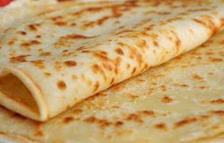 Turkish Pancakes (Krep)