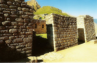 Casa do Sacerdote, em Machu Picchu