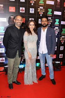 Bollywood Celebrities on the Red Carpet Of Zee Cine Awards 2017 Exclusive 100.JPG