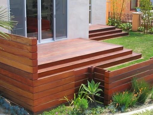 March 2014 | Backyard Design Ideas on Simple Back Deck Ideas id=57562