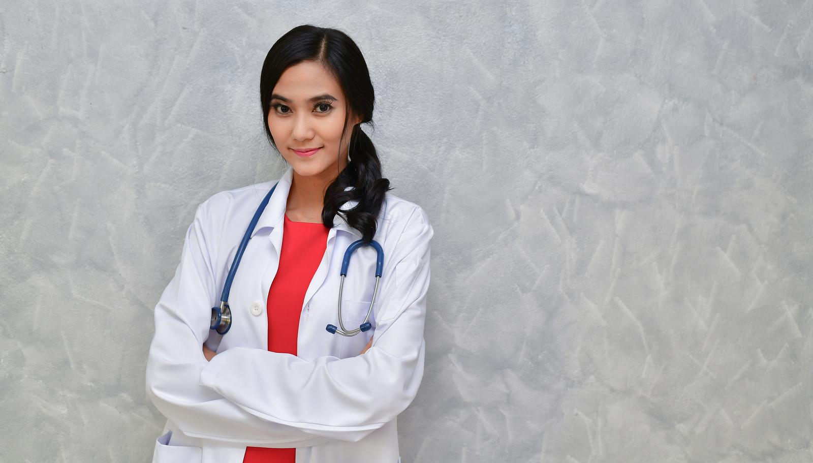 Mahasiswi Kedokteran Cantik dan manis Imut seksi sekali