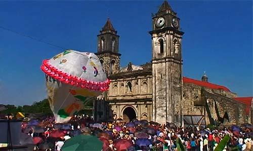 Festival de globos de Zozocolco