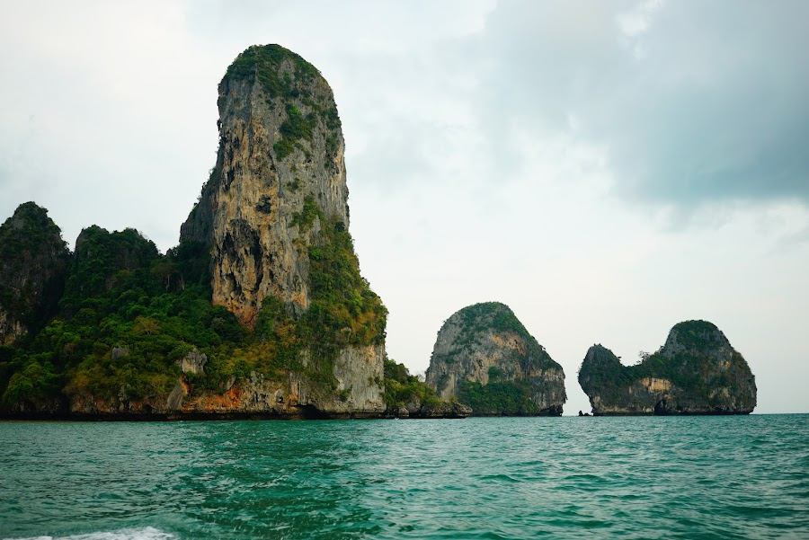 railay, best spot in Krabi