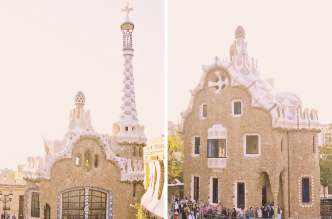 Barcelona in 3 days - Barcelona travel guide - Park Guell - Gaudi