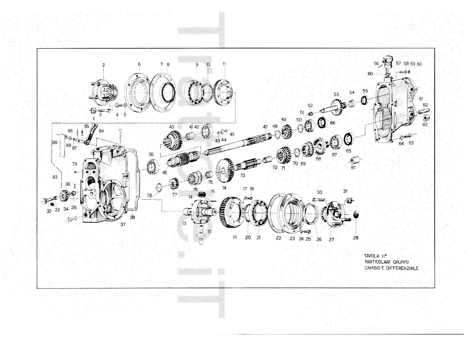 InfoTrattore.it: Motocoltivatore Pasquali 907 CV 10