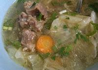 Resep Masakan Sup Daging Sapi Enak