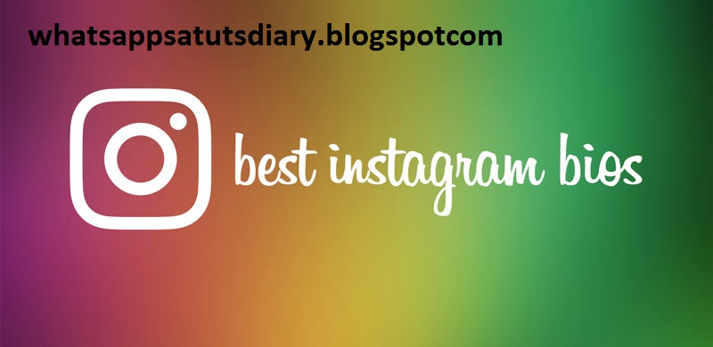 50+ Instagram bios for boys & girls - WhatsApp Status
