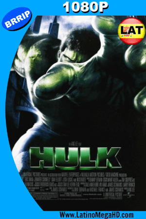 Hulk (2003) Latino Full HD 1080P ()