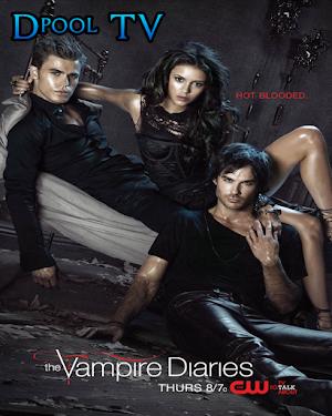 The Vampire Diaries Serie Completa Latino MEGA