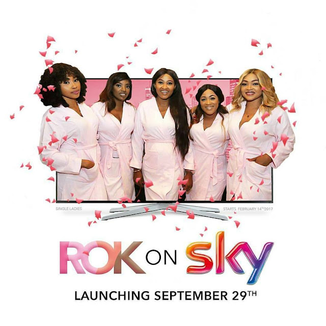Rok Studios Launches Nollywood TV Channel on Sky