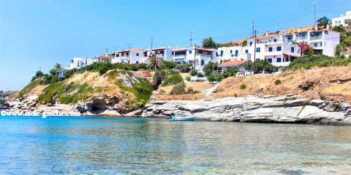 Migliori alloggi Andros - Grecia