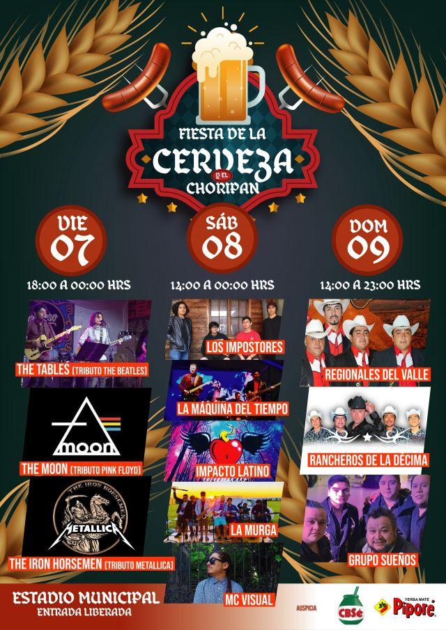 Purranque: se viene la Fiesta de la Cerveza & el Choripán