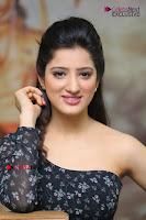 Telugu Actress Richa Panai Stills in One Shoulder Floral Long Dress at Rakshaka Bhatudu Movie Interview  0254.JPG