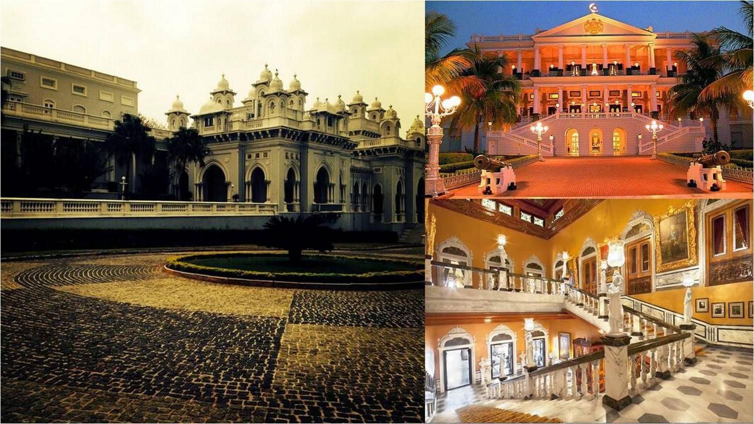 Taj Falaknuma Palace: Salman Khan's sister Arpita and Aayush's wedding destination